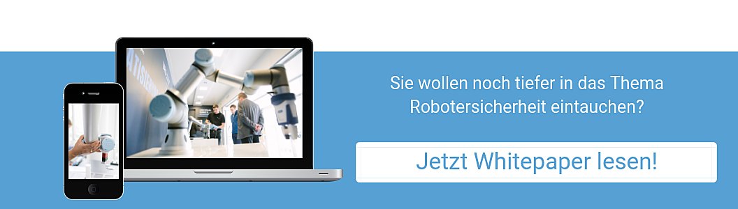 Whitepaper Robotersicherheit lesen