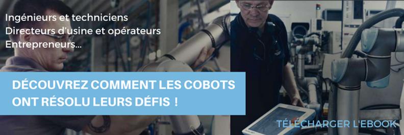 automatiser son entreprise avec les cobots