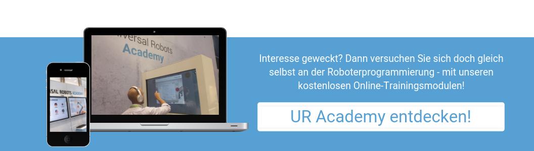 UR Academy entdecken