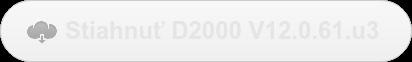 Stiahnuť D2000 V12.0.61.u3