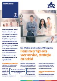 Download hier de brochure HRM Kompas