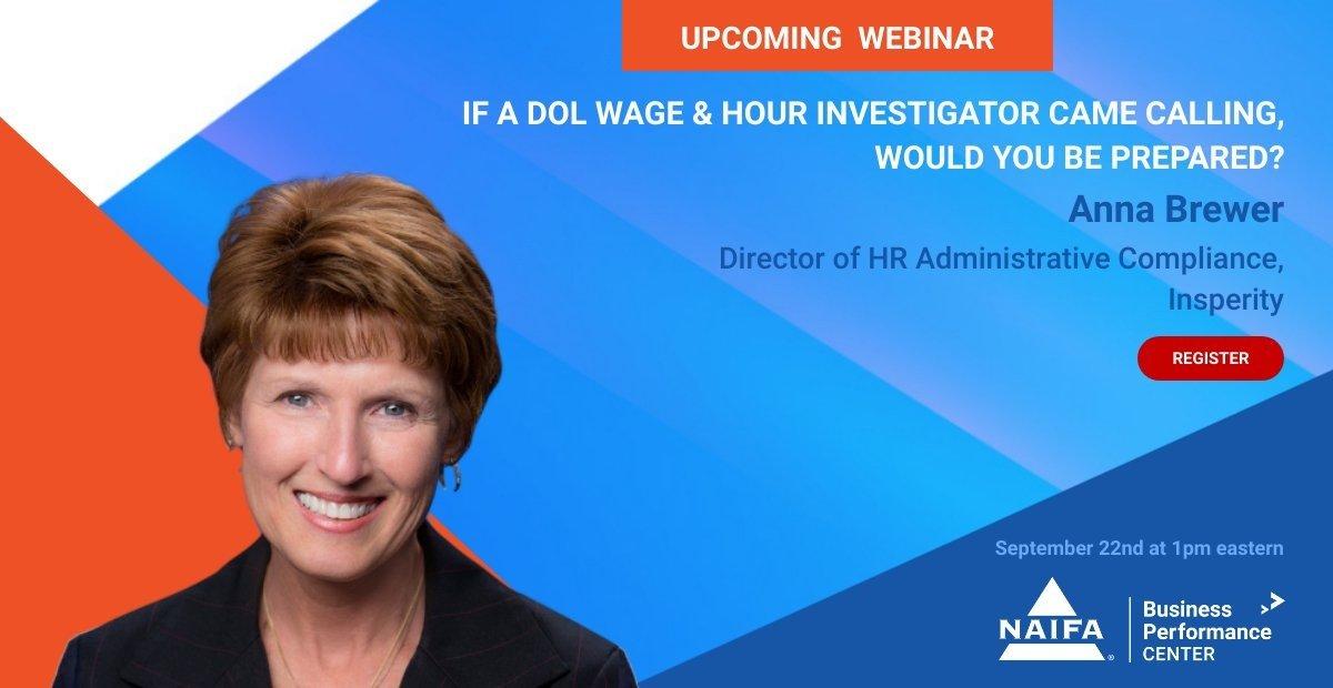 Insperity Wage & Hour Webinar