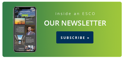 campus efficiency information in monthly newsletter - click to subscribe
