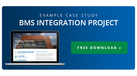 Free case study download of a building management system project