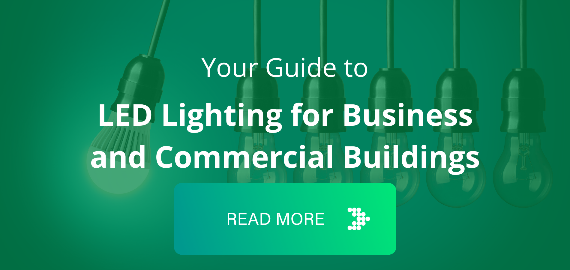 Benefits of LED lighting image call-to-action linking to another blog post