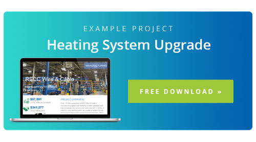 Free download of heating system efficiency project case study