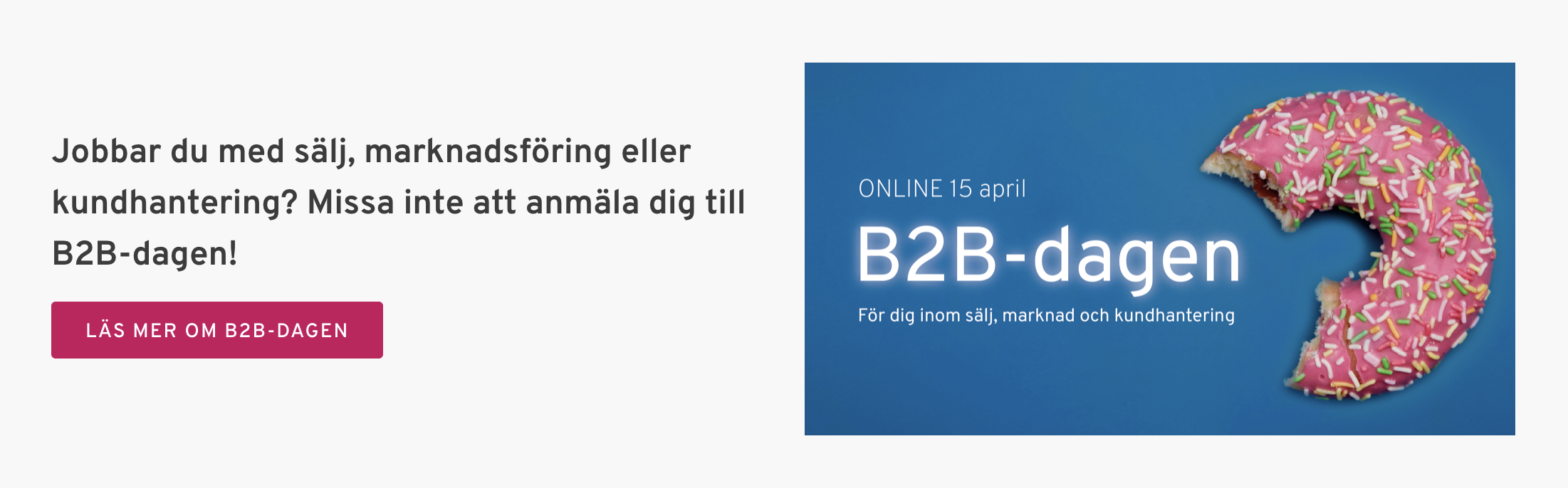 b2b-dagen