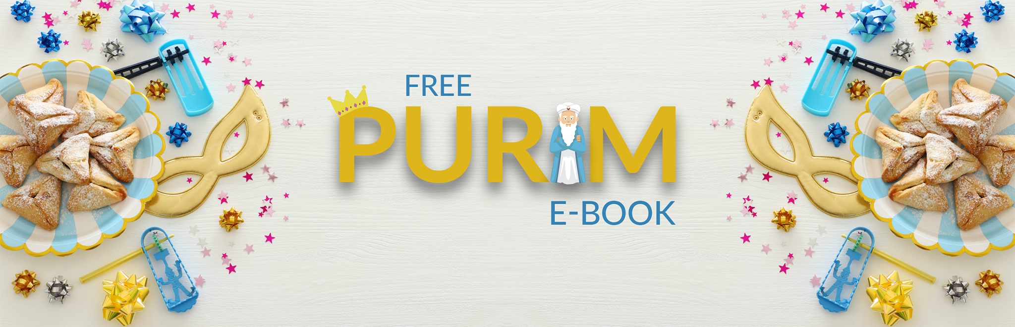 Free Purim e-Book