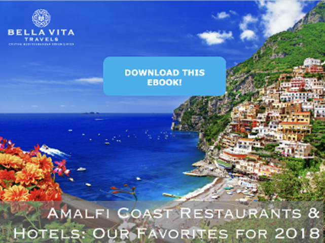 best amalfi coast restaurants hotels