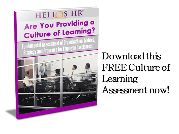 "Get our ""Culture of Learning""  Assessment Now!"