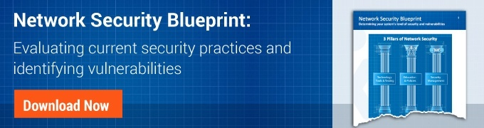 network security blueprint