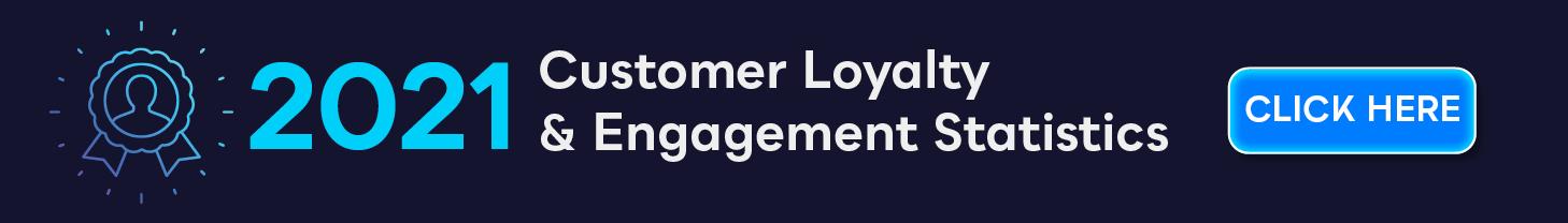 2021 Customer Loyalty & Engagement Statistics