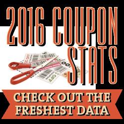 2016 coupon stats