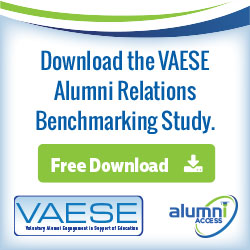 Download VAESE Alumni Relations Benchmarking Study, FREE!