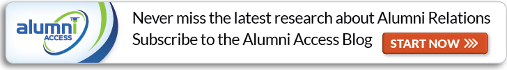 subscribe to Alumni Access blog