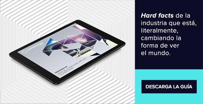 Guía industria 4.0 realidad virtual en mexico