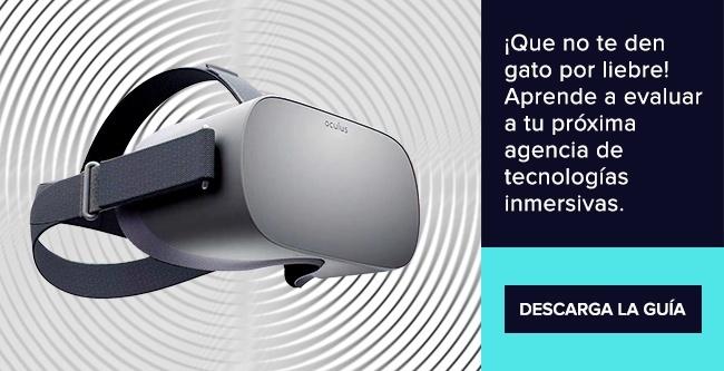 pasos para contratar agencia de realidad virtual