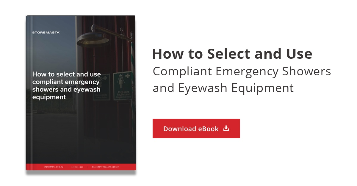 How to Select and Use Compliant Emergency Showers and Eyewash Equipment