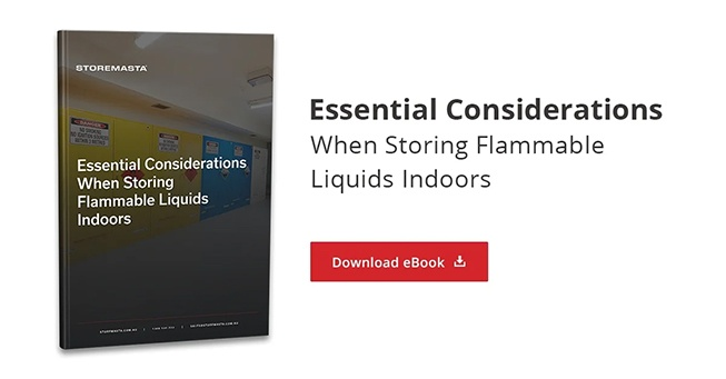 Essential Considerations when Storing Flammable Liquids Indoors download Free eBook