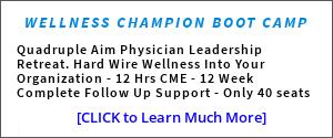 Wellness Champion Bootcamp