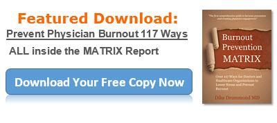 physician-burnout-prevention-matrix