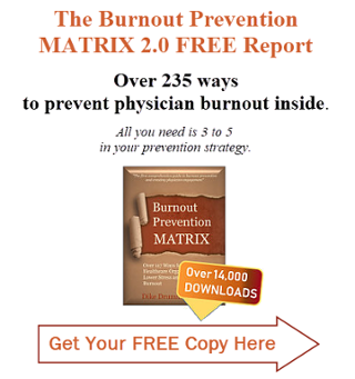 burnout prevention matrix free report 235 ways