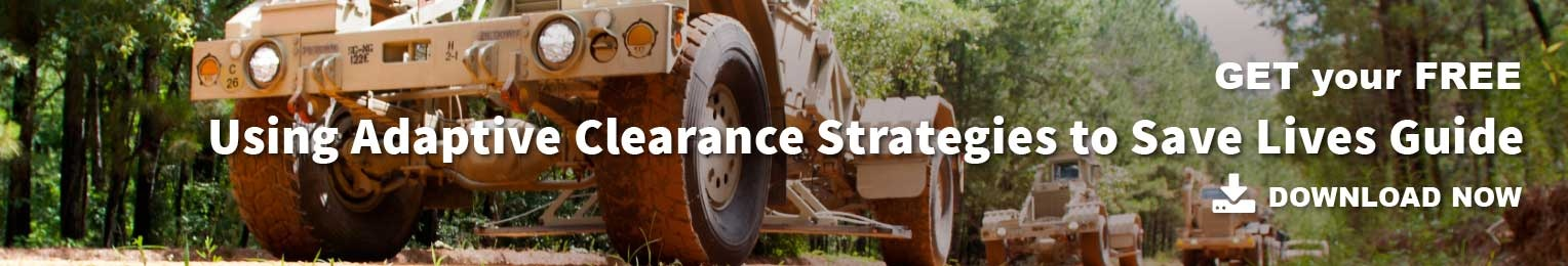 Download your free eBook on Adaptive Clearance Strategies