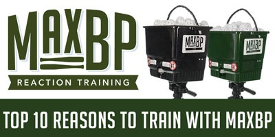 MaxBP 10 year anniversary sale reaction training