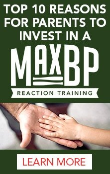 Top 10 reasons for parents to invest in a MaxBP reaction training machine