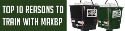 Top 10 Reasons to Train with MaxBP