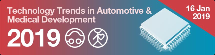 technology trends automotive medical development 2019