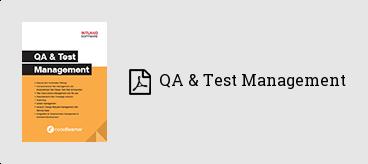 QA & Test Management