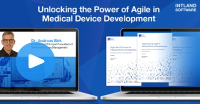 Unlocking the Power of Agile in Medical Device Development with Dr. Andreas Birk