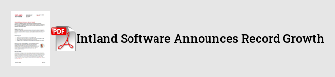 bb3f94fc-da96-47d7-9b23-1da87a1a8171 Intland Software Announces Record Growth pr