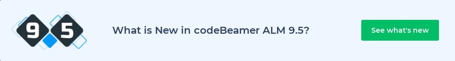 cca77599-9da3-45c8-95dd-ca0f1743c7a9 What is New in codeBeamer ALM 9.5? Event-past Webinar-past