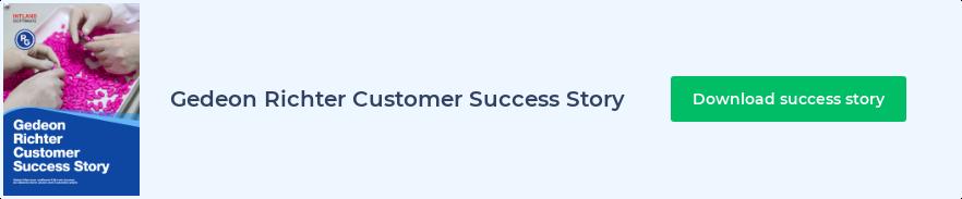 d3e13ff0-b734-42ed-8fe2-2ebf25b8727d Gedeon Richter: Intland Software Releases Pharma & Biotech Customer Success Story News