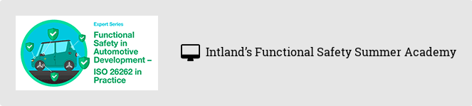 Intland's Functional Safety Summer Academy