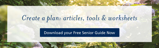 Download the ultimate guide to understanding senior community living