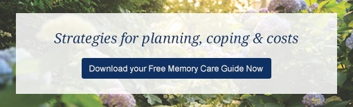 Download our complete Memory Care guide