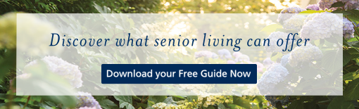Discover what senior living can offer