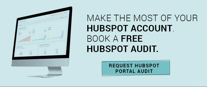 HubSpot Portal Audit