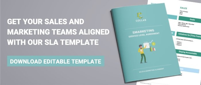 Sales and Marketing SLA Template
