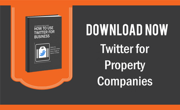 Twitter for property companies