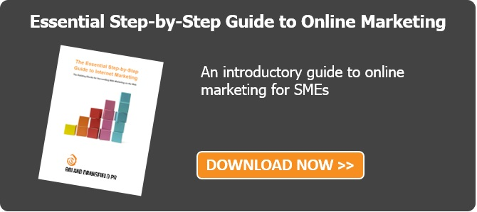 Online marketing guide for SMEs