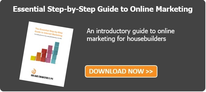 Content marketing for housebuilders