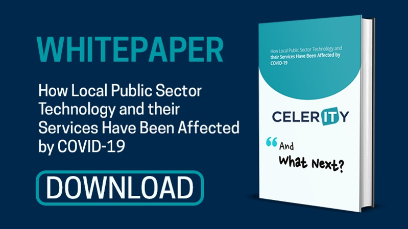 Whitepaper Download - How local public sector technology and their services have been affected by COVID-19