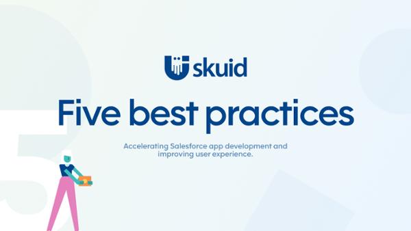 Accelerate Salesforce app development