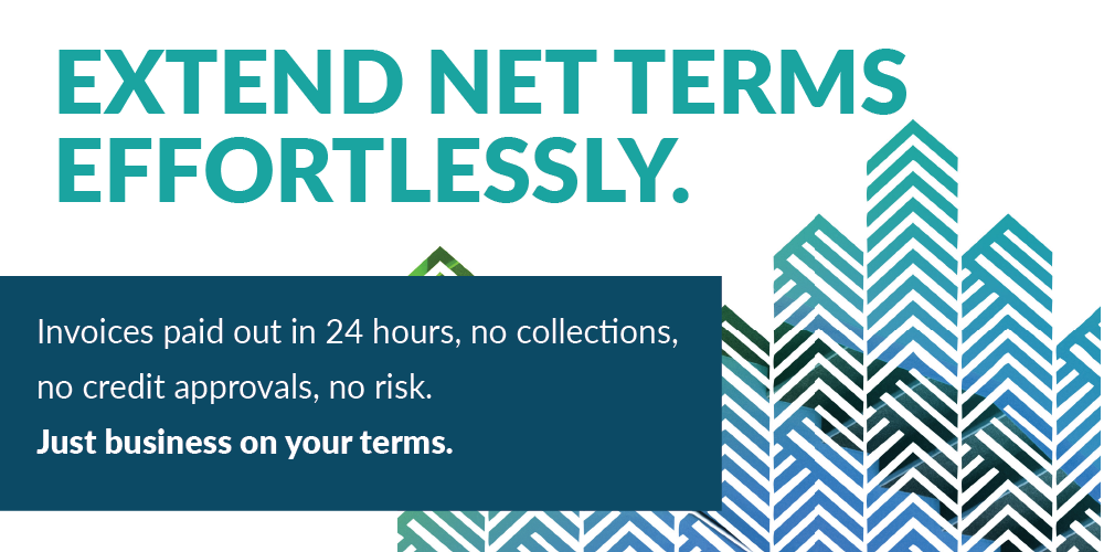 Net terms accounts receivable