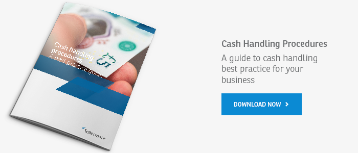 Cash Handling Procedures Best Practice
