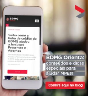 BDMG Orienta: Conteúdos e dicas especiais para ajudar MPEs!